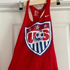 Nike Women's USWNT Soccer tank